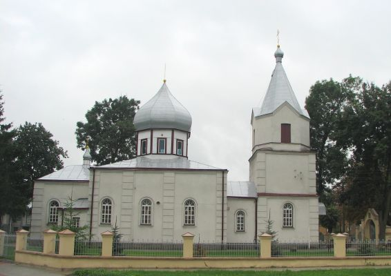 Cerkiew Zmartwychwstania Pańskiego, Bielsk Podlaski