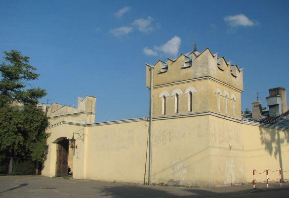 Karmelicki zespół klasztorny z 1641 w Bielsku Podlaskim