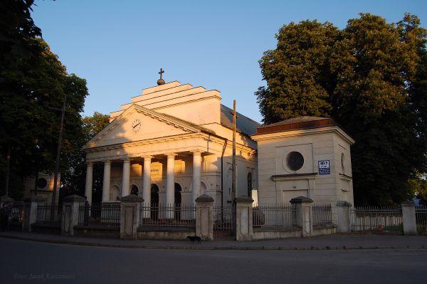 Kościół parafialny pw. Wniebowzięcia NMP w Kocku