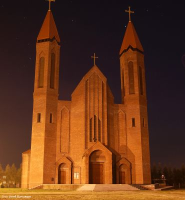 Kościół pw. Błogosławionych Męczenników Podlaskich w Radzyniu Podlaskim