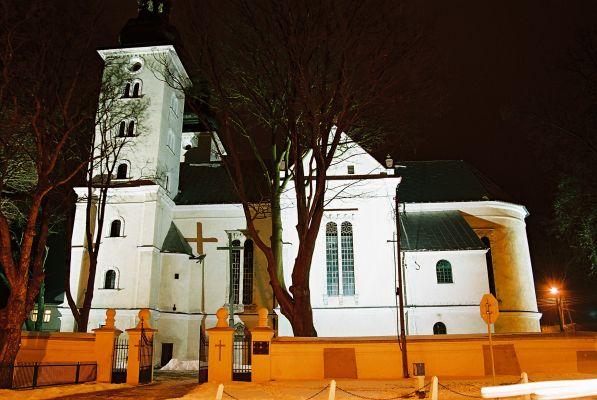 Kościół pw. św. Stanisława Biskupa  w Czemiernikach