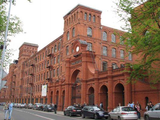 Centrum Manufaktura w Łodzi