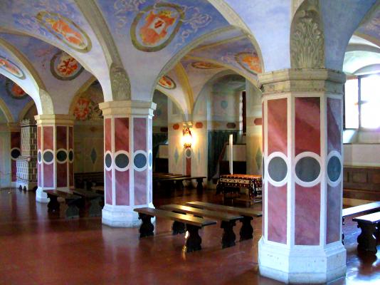 Dawna izba poselska - Zamek Królewski w Warszawie