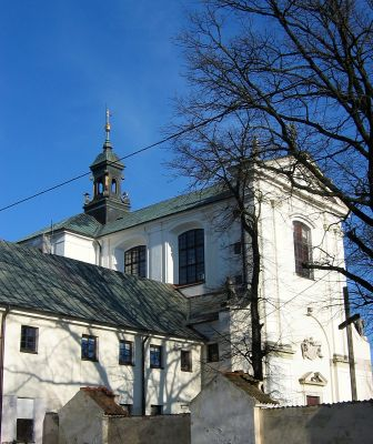Kościół poreformacki w Węgrowie