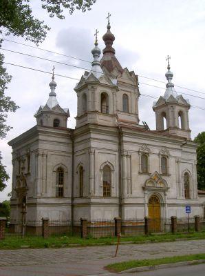 Cerkiew prawosławna w Tomaszowie Lubelskim