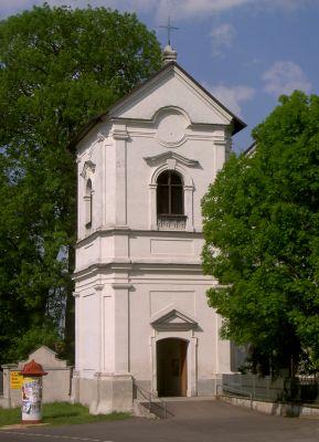 Dzwonnica z 1777 w Tarnogrodzie