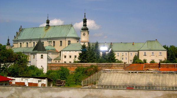 Kościół i klasztor o.o. Bernardynów w Leżajsku