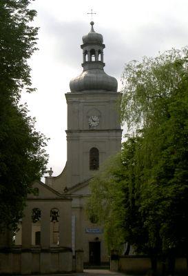 Kościół w Narolu