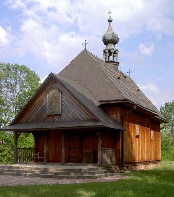 Kościółek św. Rocha w Tarnogrodzie