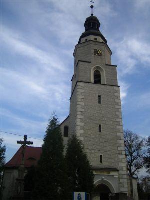 Kościół pw. św. Trójcy w Bierawie
