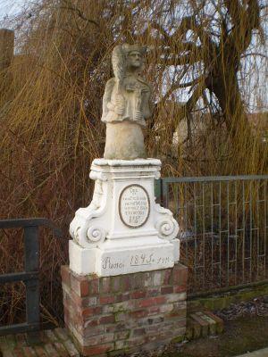 Figura św.Jana Nepomucena w Kwielicach