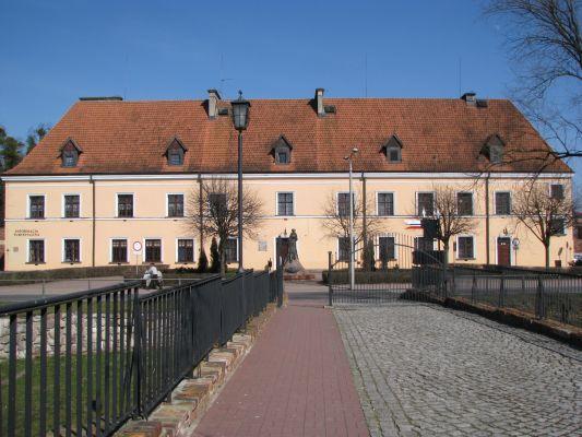 Brodnica renesansowy pałac Anny Wazówny