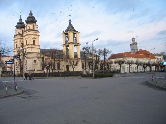 Stary Rynek w Mławie