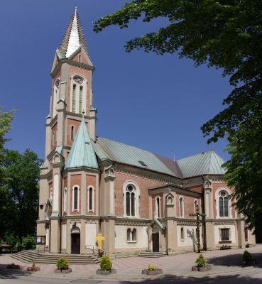 Kościół w Kozach