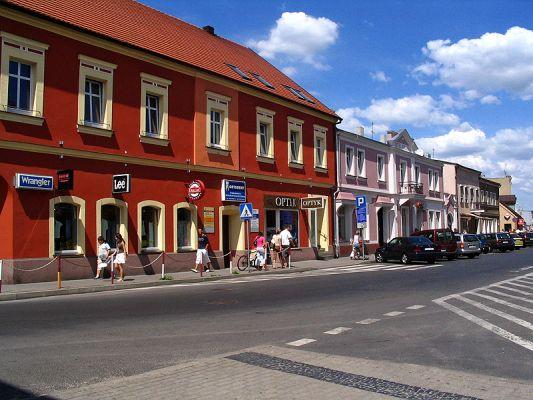 Gostyń - Ulica Kolejowa