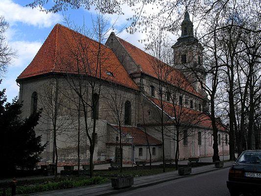Kościół św. Mikołaja w Krobi