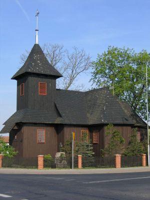 Kościół pod wezwaniem Św. Leonarda w Słupcy