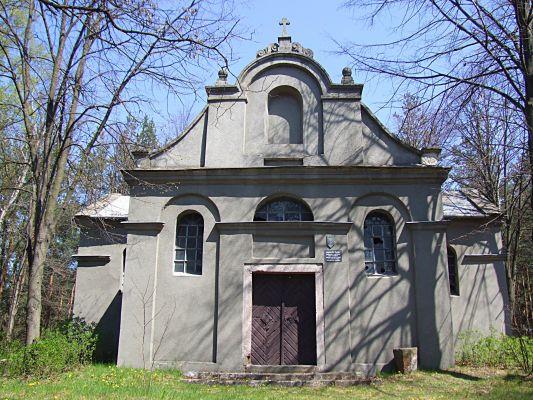 Kaplica św. Rocha w Wąchocku