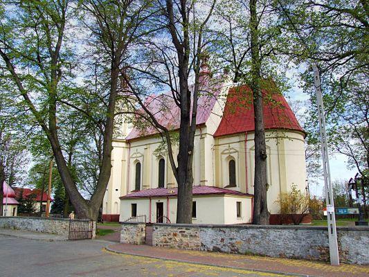 Kościół Trójcy Przenajświętszej w Skarżysku Kościelnym