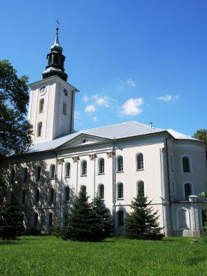 Kościół Jana Chrzciciela w Starym Bielsku
