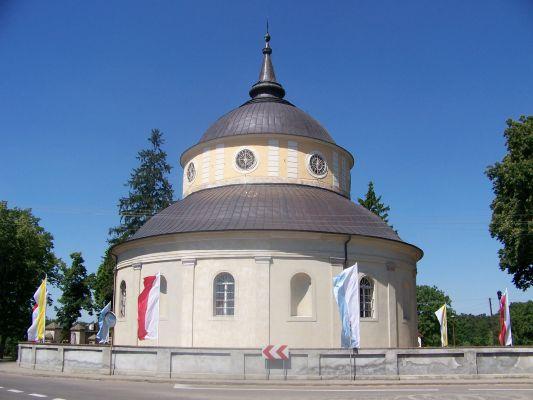 Kościół Najświętszej Maryi Panny Królowej Świata w Parkowie