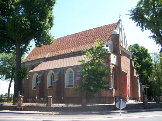 Kościół Świetego Wita w Rogoźnie