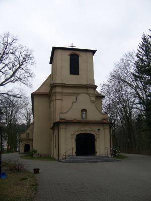 Kościół Wniebowzięcia NMP w Gołuchowie