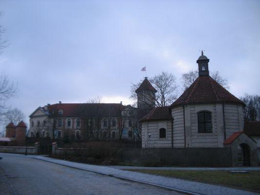 Zamek i kaplica pw. Świętej Marii Magdaleny w Pułtusku
