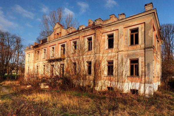 Pałac w Nowym Duninowie