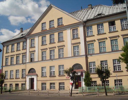 Szkołą Podstawowa nr 1 im. Henryka Sienkiewicza w Turku