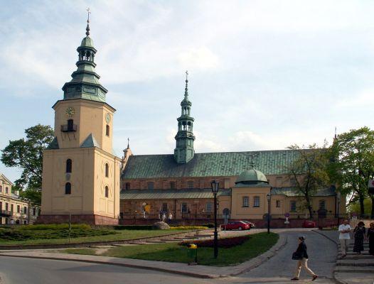 Bazylika Katedralna Wniebowzięcia NMP w Kielcach