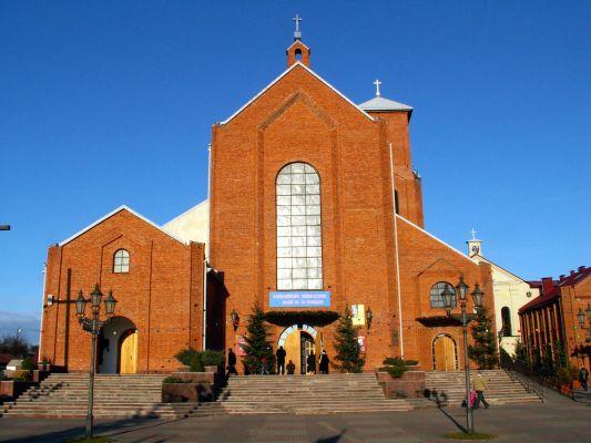 Sanktuarium Matki Bożej Ostrobramskiej w Skarżysku-Kamiennej