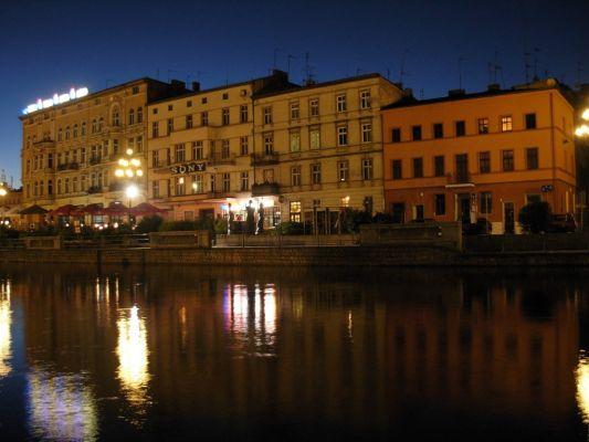 Kamienice nad Brdą w Bydgoszczy