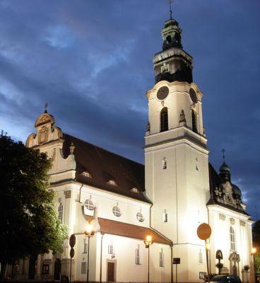 Kościół Najświętszego Serca Jezusa w Bydgoszczy