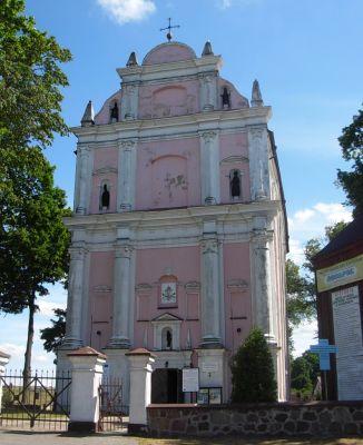 Kościół Wniebowzięcia NMP w Skrzatuszu