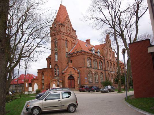 Zamek myśliwski w Olecku (Gmach byłego Starostwa)