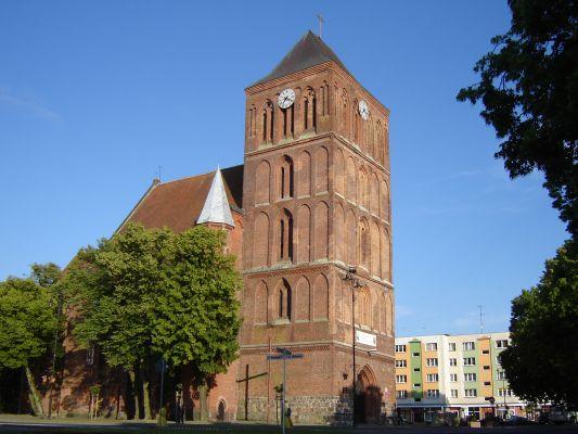 Kościoł Narodzenia NMP w Choszcznie