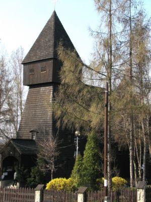 Kościół drewniany, Jastrzębie Zdrój