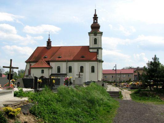 Kościół katolicki w Zebrzydowicach