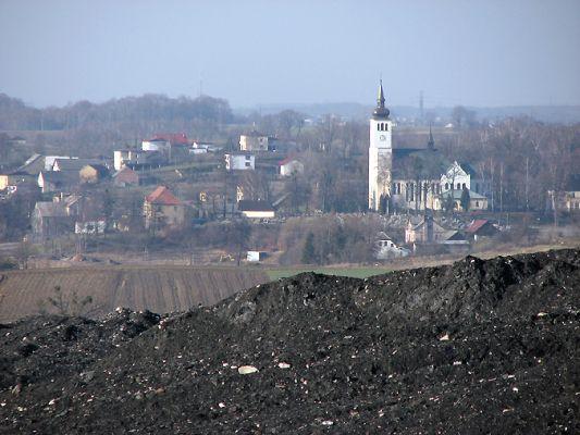 Połomia, gmina Mszana