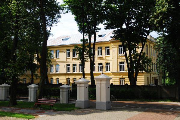 Salezjański dom młodzieżowy w Rózanymstoku