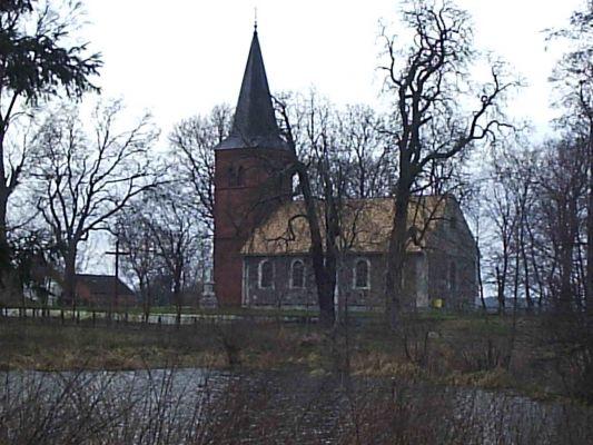 Kościół w Karścinie