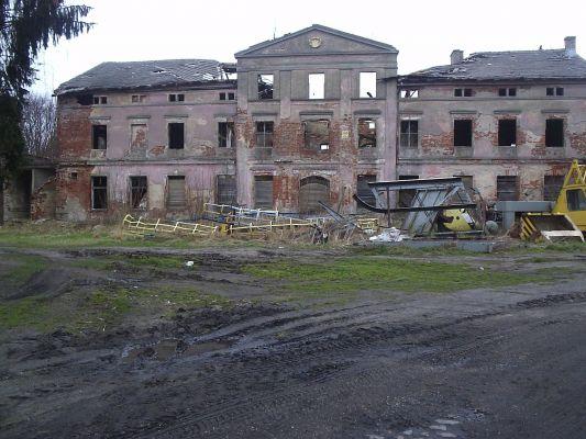 Pałac w Karścinie