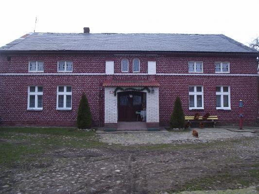 Zabytkowy dom poniemiecki w Karścinie