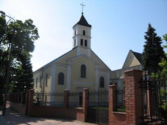 Kościół i klasztor SS. Benedyktynek w Łomży
