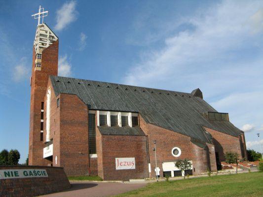 Sanktuarium Miłosierdzia Bożego w Łomży