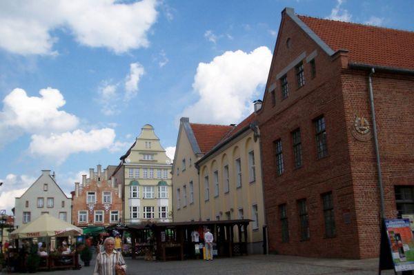 Stare Miasto w Olsztynie