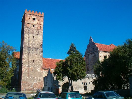 Ruiny zamku w Prochowicach