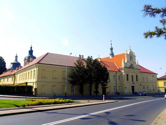 Kościołek SS. Miłosierdzia w Przeworsku