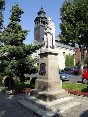 Pomnik Króla Władysława Jagiełły w Przeworsku